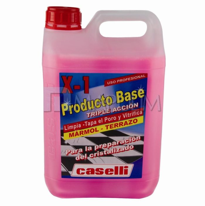 Cristalizador base caselli