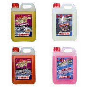 Productos para limpieza y mantenimiento