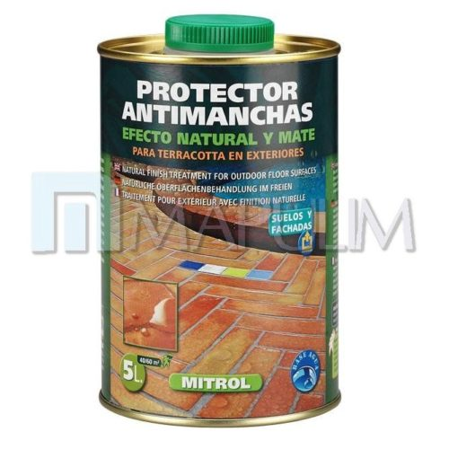 Mitrol Monestir Protector antimanchas efecto natural terracota