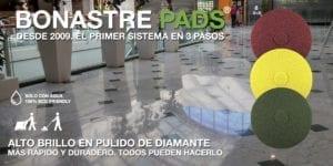 Disco Pads Bonastre System