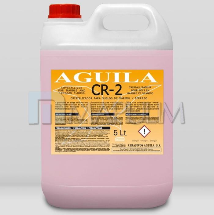 Cristalizador Águila CR-2 para mármol y terrazo