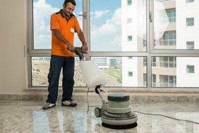 Cómo limpiar suelo de mármol