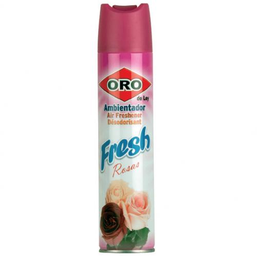 Ambientador ORO Fresh rosas