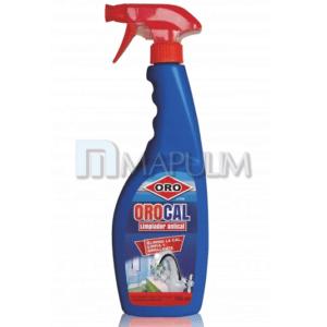 Limpiador antical Orocal ORO 750 ml. pulverizador