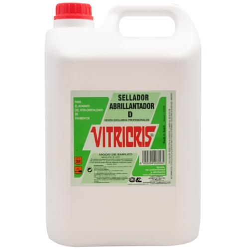 Cristalizador sellador abrillantador Vitricris D