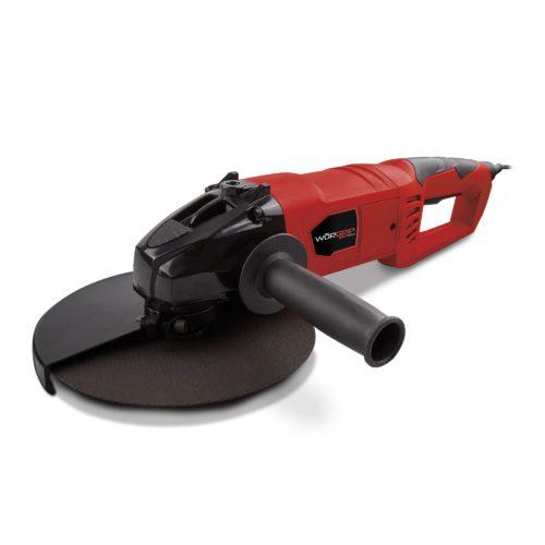 Amoladora Worgrip-Pro 230 mm. 2350W