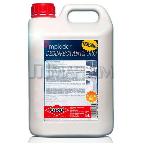 Limpiador desinfectante HA ORO