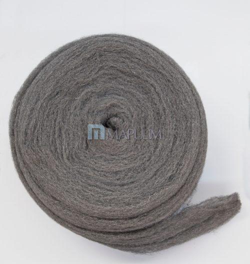 rollo lana de acero número 0