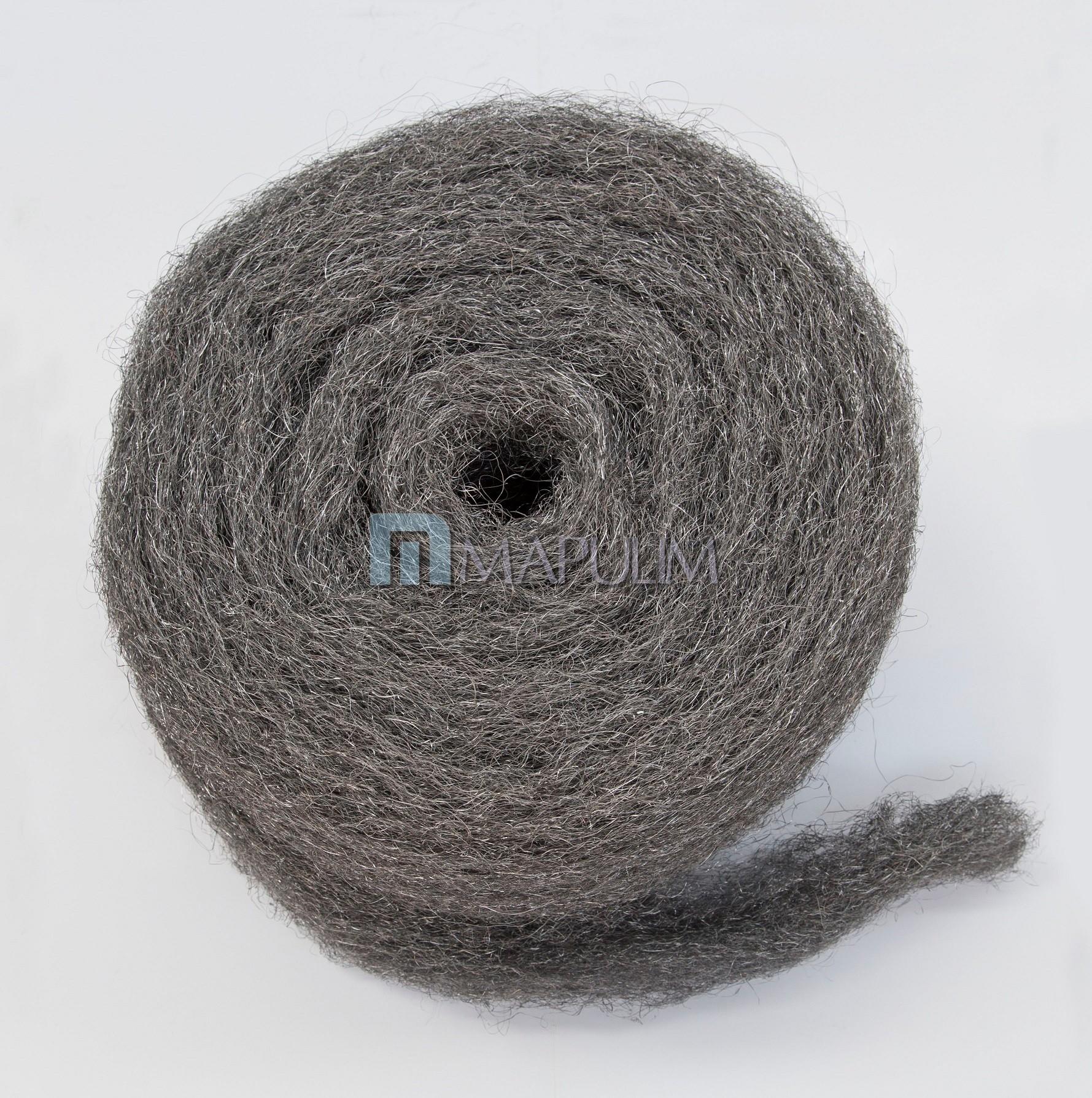 rollo lana de acero número 2
