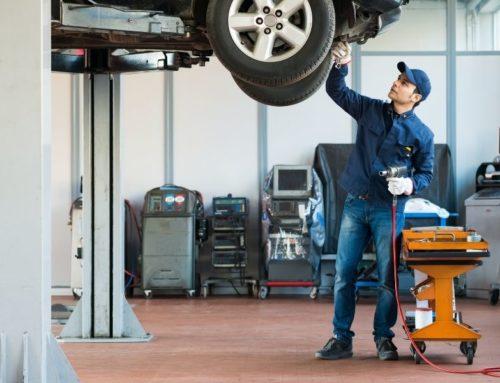 Cómo limpiar un taller mecánico a fondo: Máquinas y productos recomendados