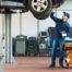 Cómo limpiar un taller mecánico